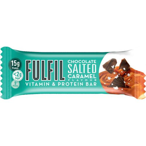 Chocolate Salted Caramel Vitamin & Protein Bar