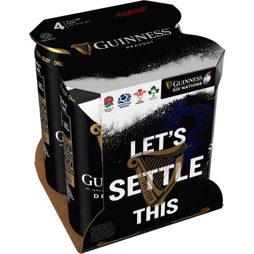 Guinness 4x 440ml