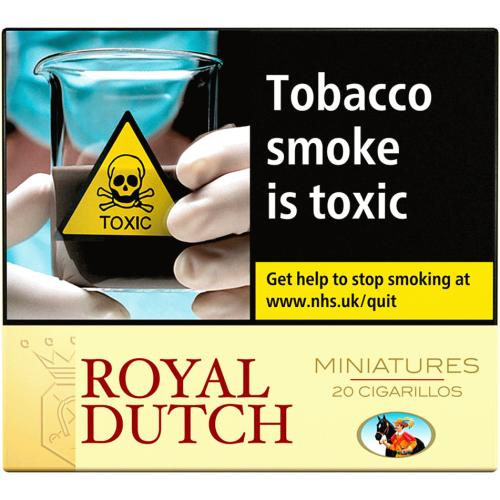 Royal Dutch Miniatures 20 Pack 20 Pack