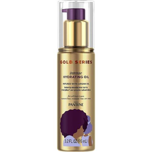 Gold Series Intense Hydrating Hair Oil