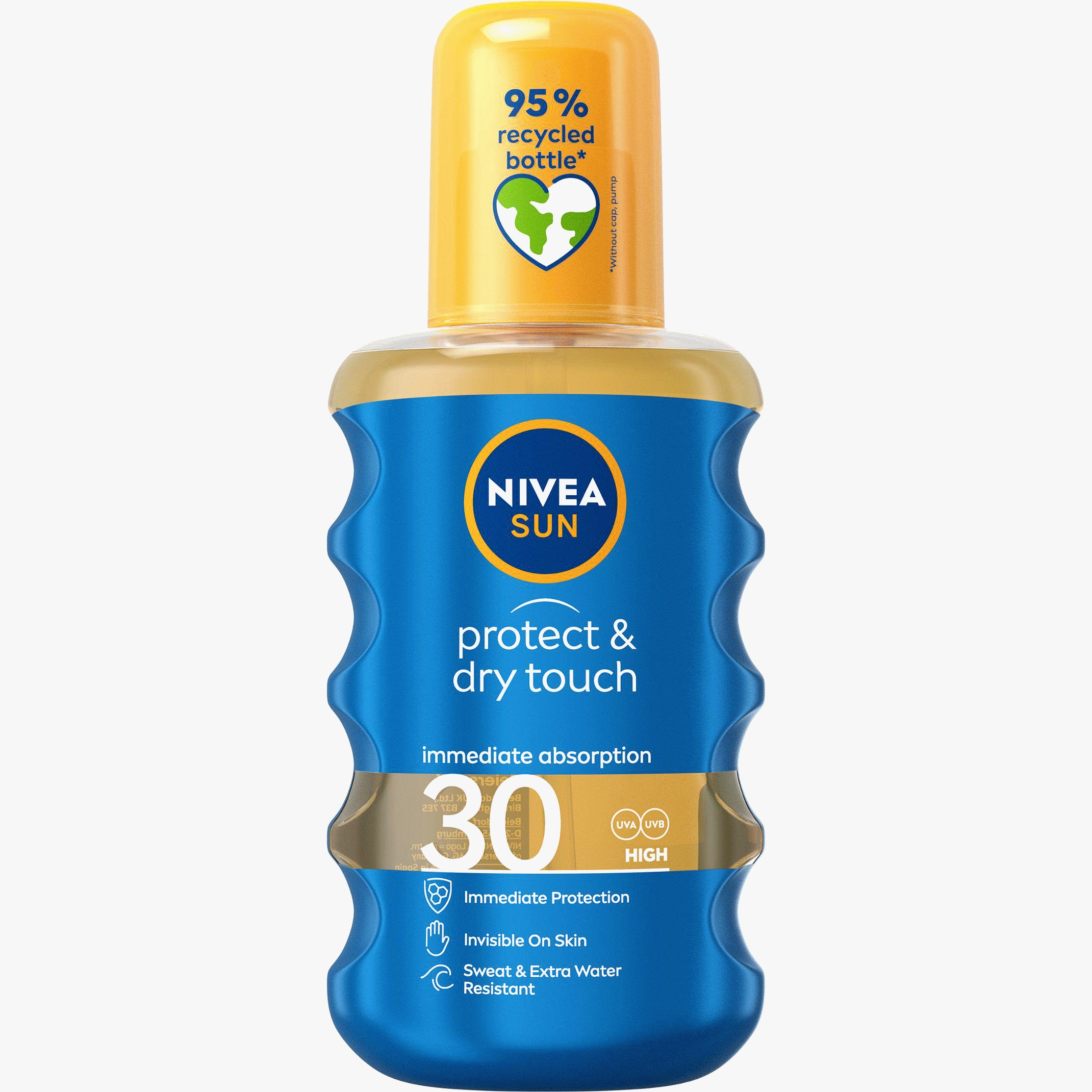 NIVEA SUN Cooling Suncream Spray SPF30 Protect&Refresh 200ml