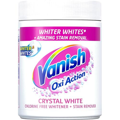 Vanish Oxi Action Crystal White 470g