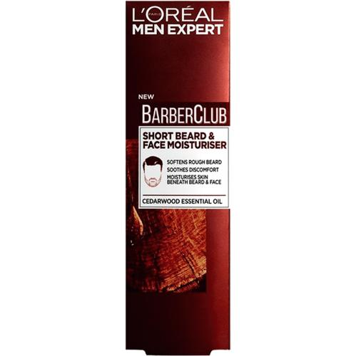 L'Oreal Men Expert Barber Club Short Beard Moisturiser 50ml