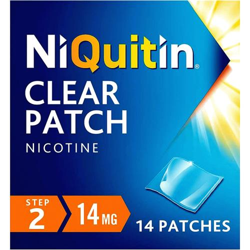 Niquitin Step 2 Patch (14Mg) 14 Day