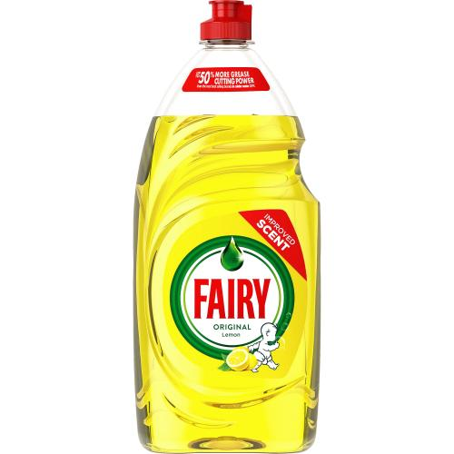 Lemon Dish Washing Liquid