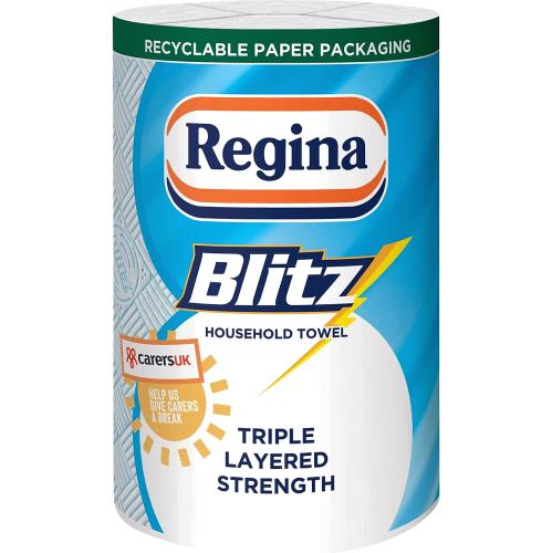 Kitchen Towels Blitz 2 Rolls