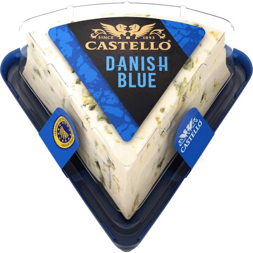Castello Danish Blue Cheese 150g