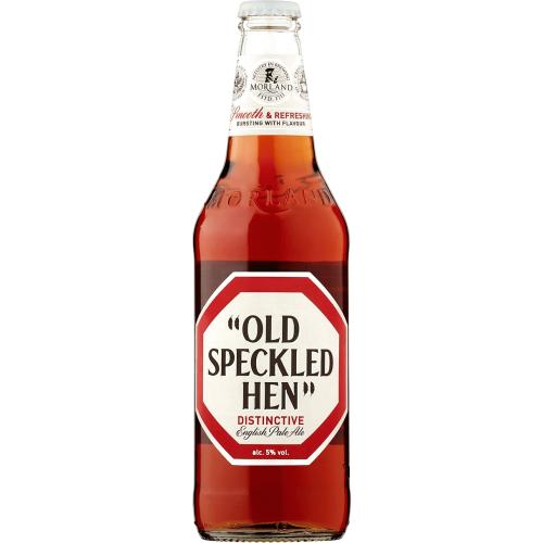 Old Speckled Hen Distinctive English Pale Ale (500ml)