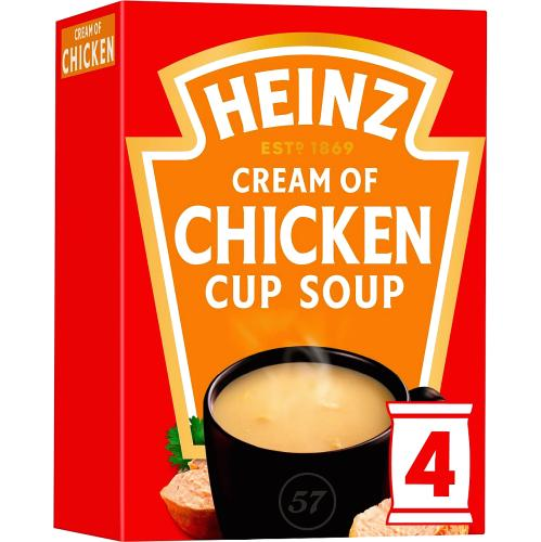 Cream of Chicken Cup Soup
