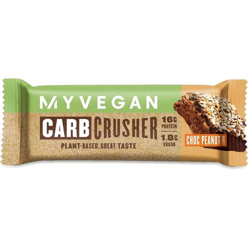 MyVegan Carb Crusher Bar Peanut Butter