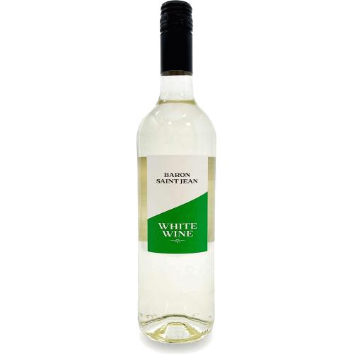 Baron Saint Jean White Wine Spanish