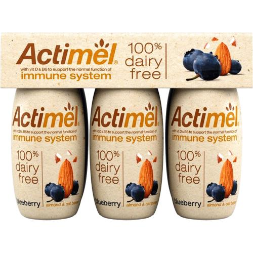 Actimel Dairy Free Blueberry 6 x 100g