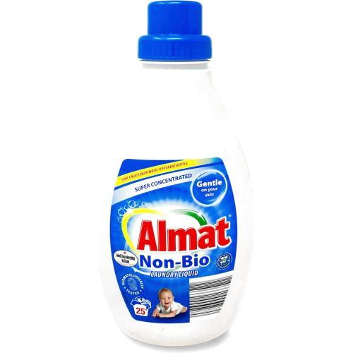 Almat Super Concentrated Liquid Wash Non Bio (25 Washes (25 Washes) 875ml (25 washes)