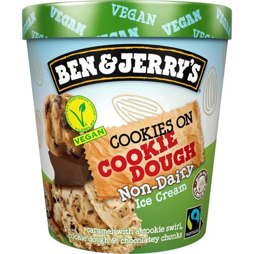 Ben & Jerry's Cookies Cookie Dough 465ml