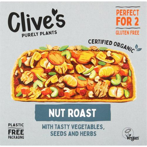 Clive's Nut Roast 280g