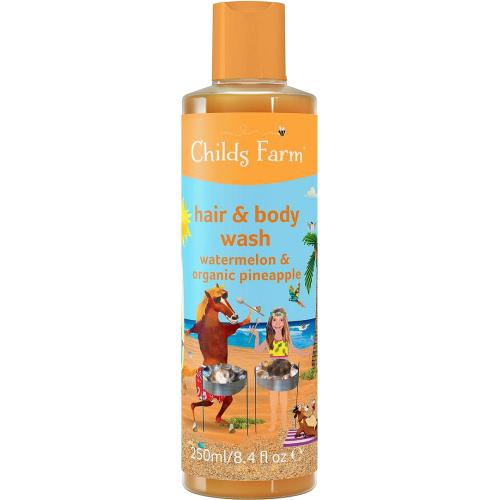 Childs Farm Hair & Body Wash Watermelon & Organic Pineapple 250ml