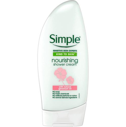 Simple Kind to Skin Nourishing Body Wash 250ml