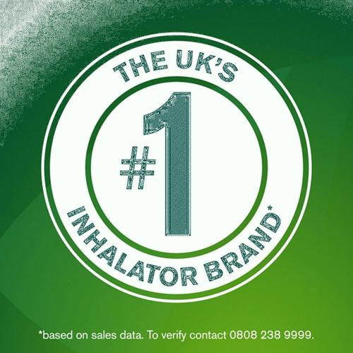 Nicorette Inhalator 15mg Cartridges 20s