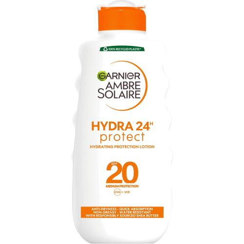 Ambre Solaire Ultra-hydrating Sun Cream SPF20 200ml