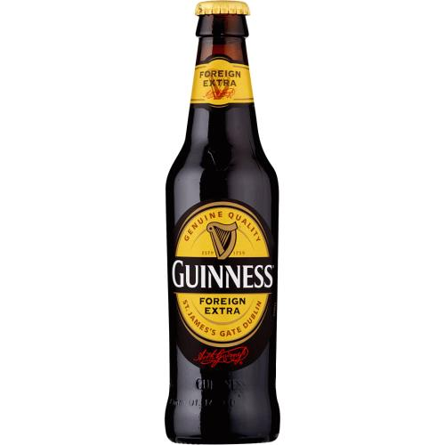 Guinness Foreign Extra Stout 330ml