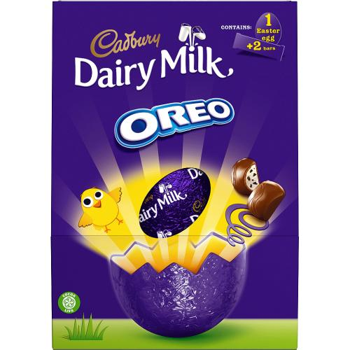 Dairy Milk Oreo Large Easter Egg
