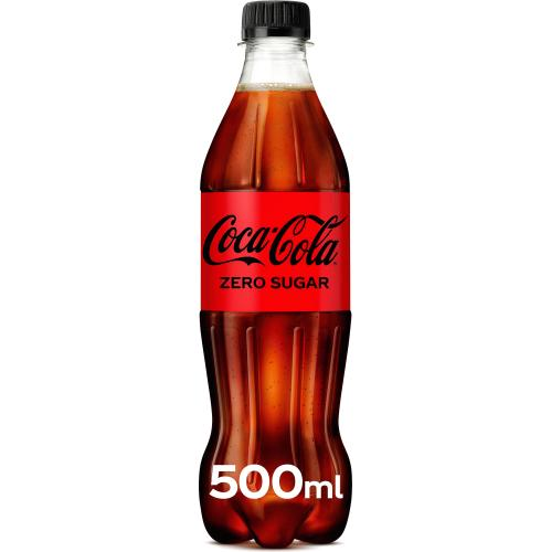 Coca-Cola Zero Sugar 500ml