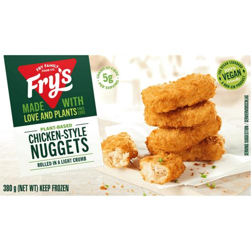 Frys Meat Free Chicken Style Nuggets