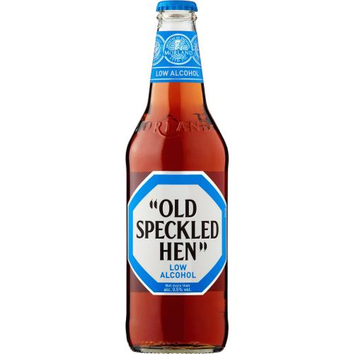 Old Speckled Hen Low Alcohol