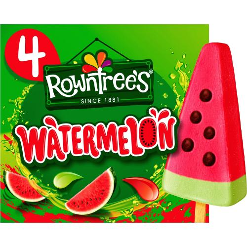 Watermelon Ice Lollies