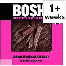Bosh Ultimate Chocolate Cake each